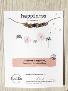 Happiness SoulKu Seed Necklace