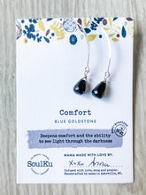 Load image into Gallery viewer, Comfort SoulKu Soul Shine Long Earrings