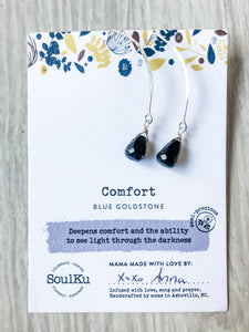 Comfort SoulKu Soul Shine Long Earrings