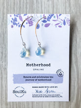 Load image into Gallery viewer, Motherhood SoulKu Soul Shine Long Earrings