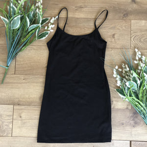 Basic Cami W Adjustable Straps - French Quarter Boutique