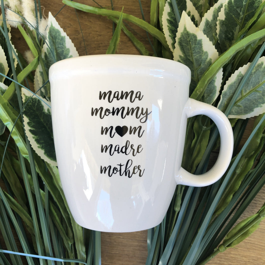 Momma Madre Mug - French Quarter Boutique