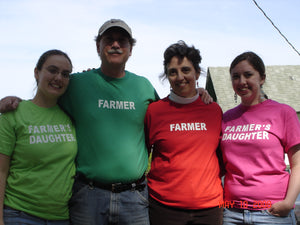 Farm tours (60-90 minutes: $30=5 people, $6 per extra)