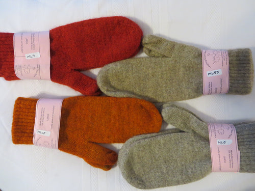 Mittens-Large-Mostly Mohair