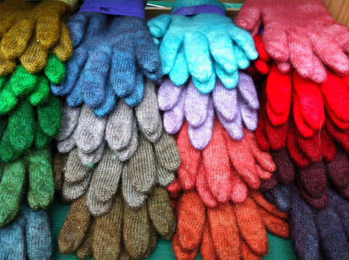 Gloves-Medium-Mostly Mohair