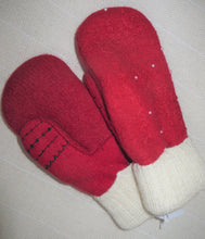 Load image into Gallery viewer, Mittens-Sweater Mittens MEDIUM