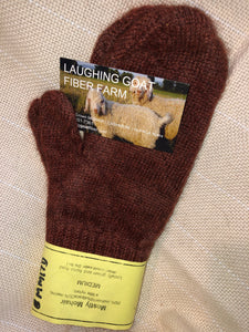 Mittens-Medium-Mostly Mohair