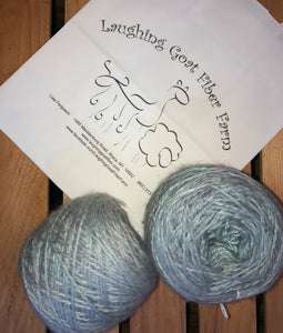 Yarn!  Mohair/Merino Blends