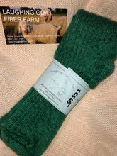 Load image into Gallery viewer, Sock-Crew -Small (W 4-6.5)  Mostly Mohair