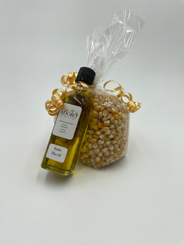 Gourmet Popcorn Stocking Stuffer