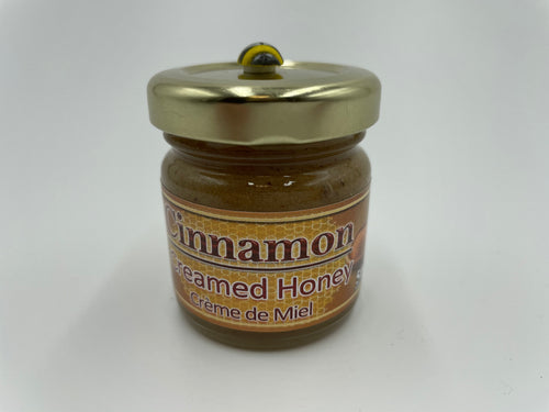 Creamed Honey - Cinnamon (50g)