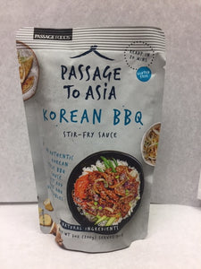 Korean BBQ Stir-Fry Sauce
