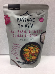 Thai Basil & Sweet Chilli Chicken Stir-Fry Sauce