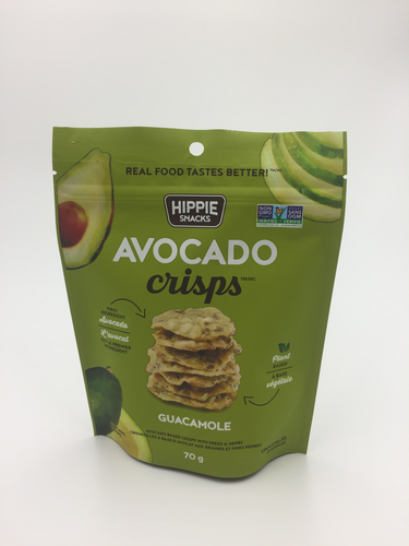 Hippie Snacks Avocado Crisps