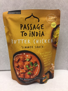 Butter Chicken Simmer Sauce