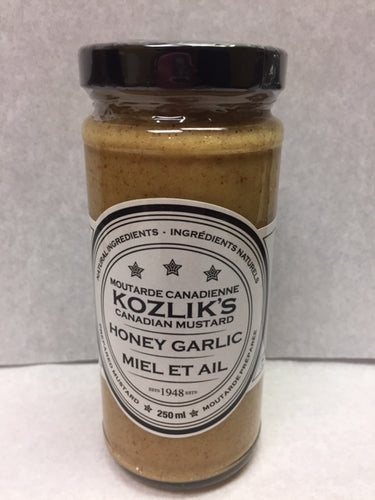Kozlik's Honey Garlic Mustard