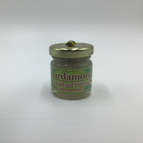 Creamed Honey - Cardamom (50g)