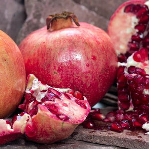Pomegranate Quince