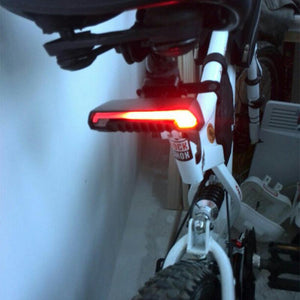 USB Rechargeable Wireless Rear Light