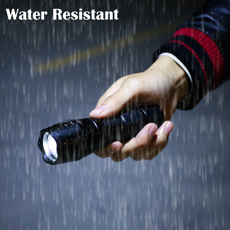 8000LM Portable XM-L T6 LED Flashlight Torch