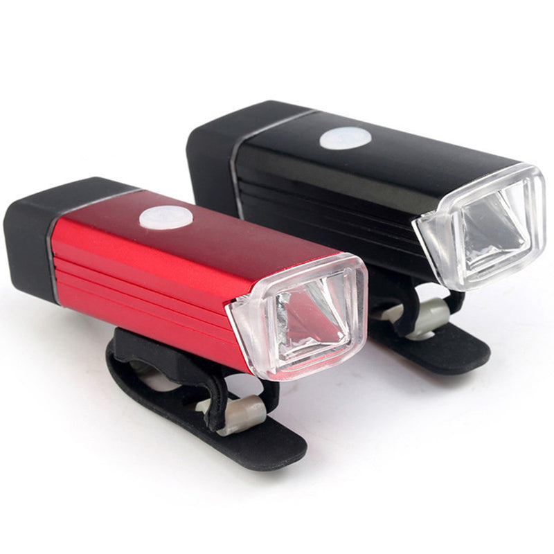 USB Rechargeable Built-in battery 12000 Lumen Bicycle Light