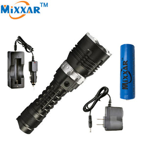 Waterproof 5000LM L2 Underwater 120m Led Diving Flashlight