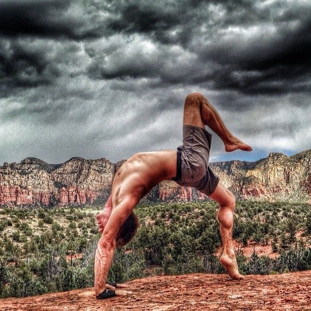 Yoga For Men 10 Yoga Poses For Strength And Flexibility By Deanne Clifton