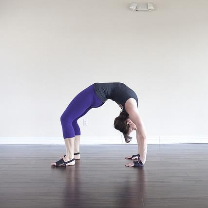 yoga pose library