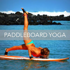 YogaPaws and Paddleboarding