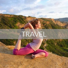 YogaPaws travel yoga mat