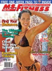 ms fitness cover, yoga, yoga paws