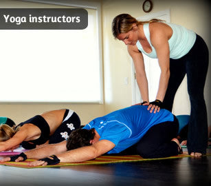 Yoga Instructors can assist students where the students are for optimal learning