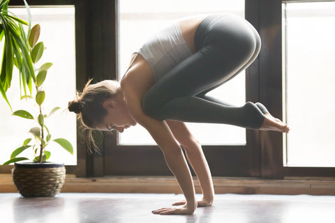 How to do Bakasana Pose | Your Yoga Workshop by Jessi Moore