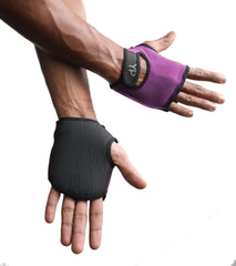 Rich Plum YogaPaws GLOVES