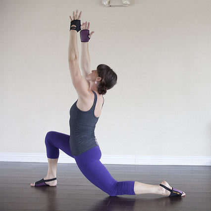 How to Crescent Lunge