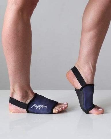 Midnight Blue YogaPaws SOCKS