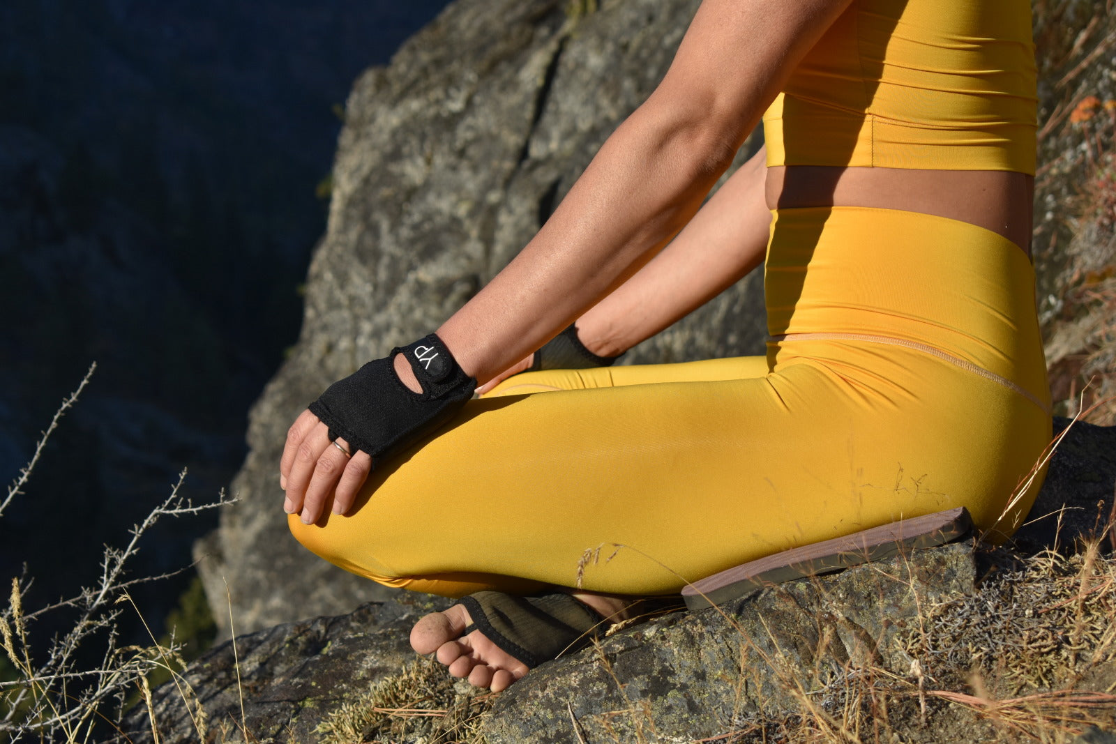 YogaPaws Yoga Gloves and Yoga Sox