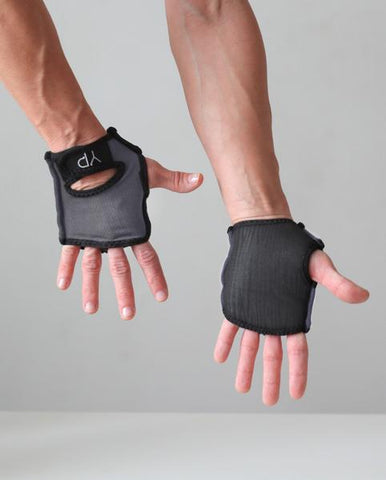 Monsoon Gray YogaPaws HANDS