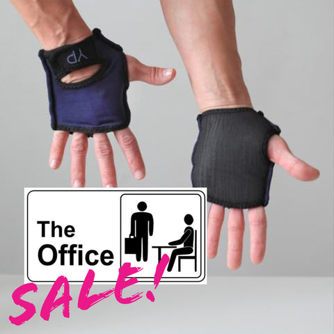 Office Sale! Midnight Blue YogaPaws GLOVES