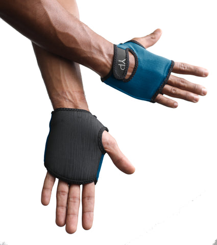 Pacific Blue YogaPaws GLOVES