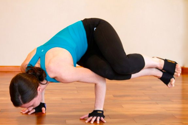 How to Side Crow Pose