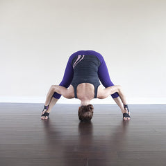 How to Wide Legged Forward Fold