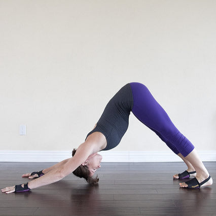 Adho Mukha Svanasana (Downward Dog Pose)