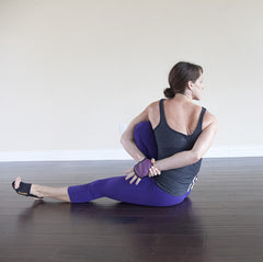 How to Marichyasana C