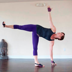 How to Half Moon Pose