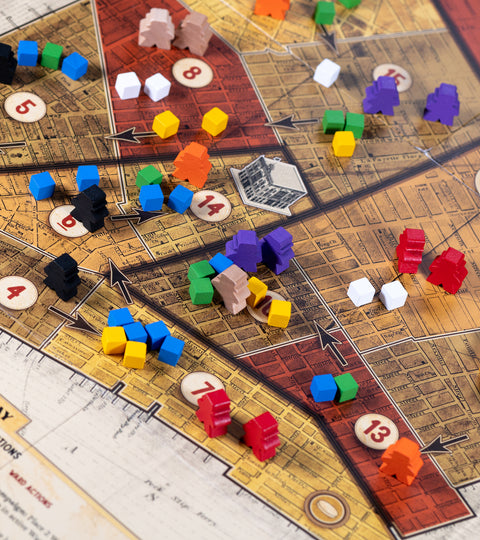 The cutthroat classic Tammany Hall is back!