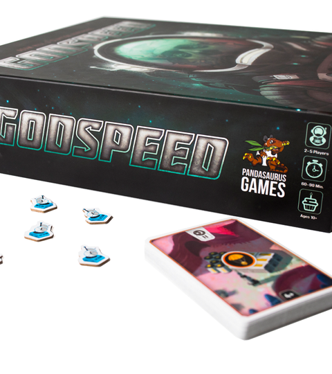 Godspeed is live on Kickstarter!