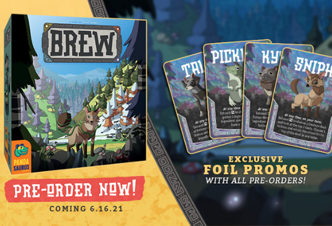 Free mini-expansion with Brew pre-orders!