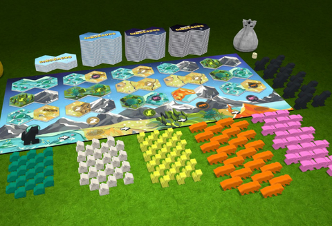 Two new games on Tabletopia!