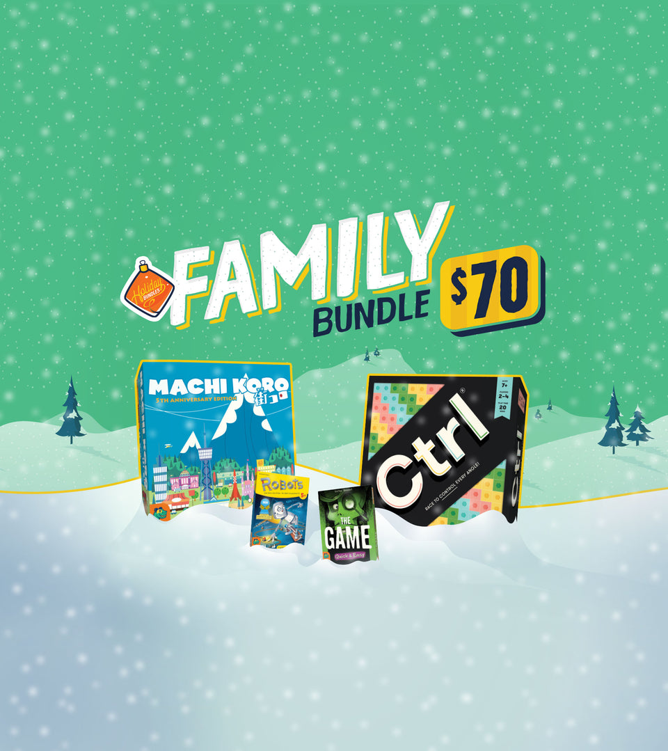 Family Game Bundle